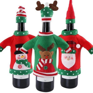 Sweater Wine Bottle Cover