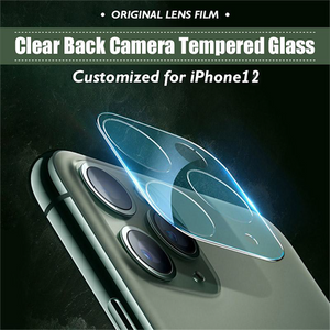 Clear Back Camera Tempered Glass for iPhone 12 (New product promotion)