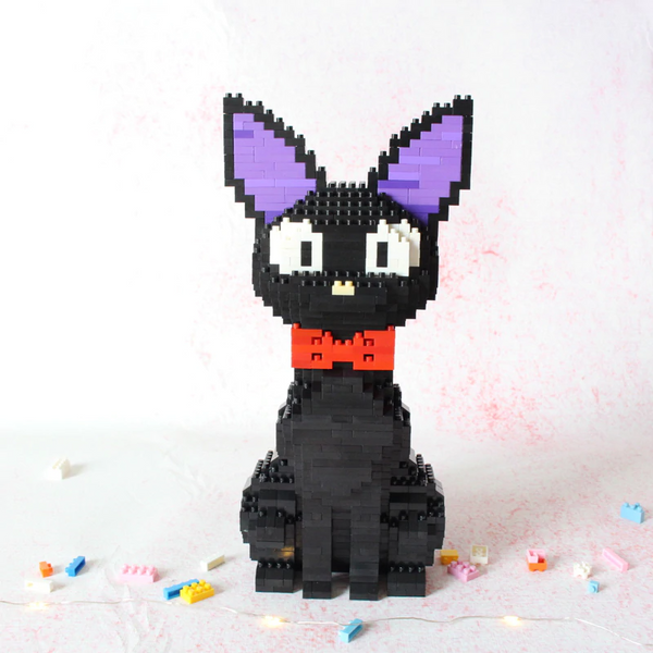 Jiji the Cat - PetLegos