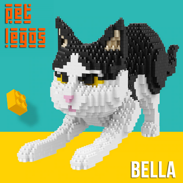 Bella the Cat - PetLegos