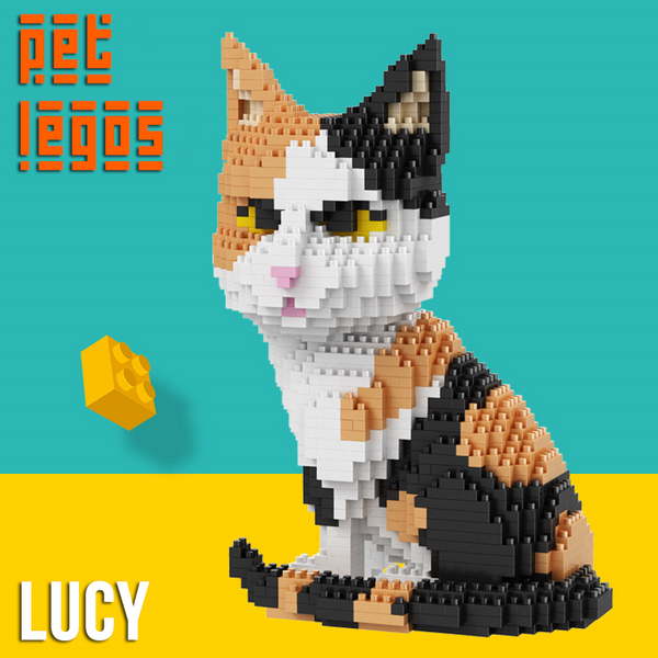 Lucy the Cat - PetLegos