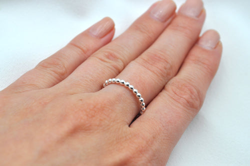 RING DOT | Sterling Silber
