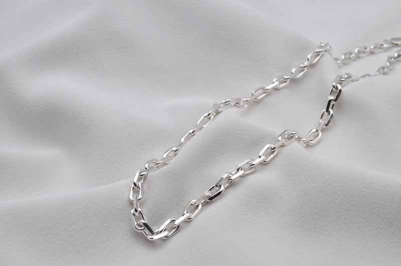 ANCHOR CHAIN | 925 Sterling Silber