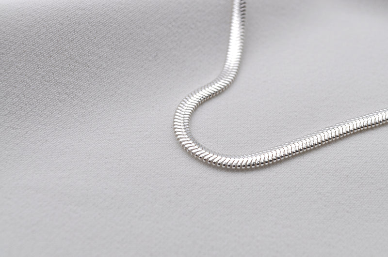 SNAKE CHAIN | Sterling Silber