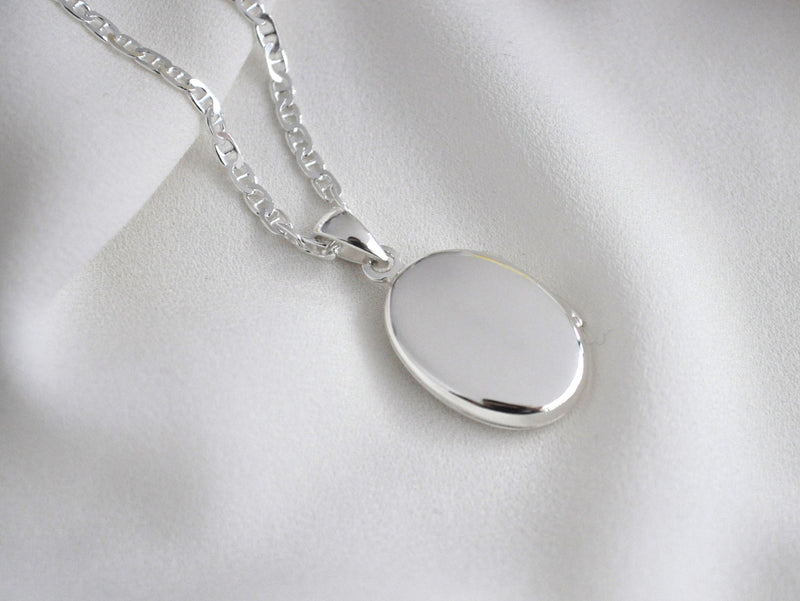MEMORY CHAIN AMULETTE | 925 Sterling Silber