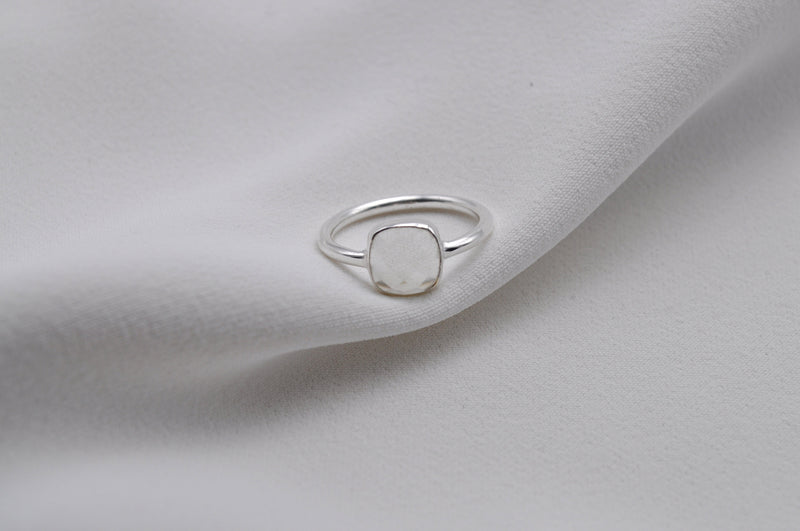 PRASOLITH RING | Sterling Silber|