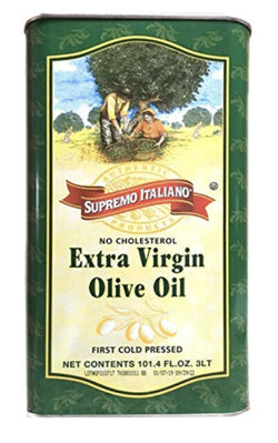 Olive Oil 3L Extra Virgin Supremo Italiano