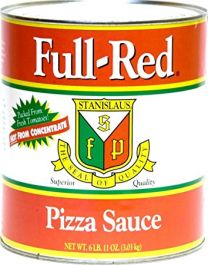 Pizza Sauce 6lb 11oz Prepared