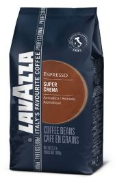 Coffee 2.2lb Whole Bean Espresso Super Crema Lavazza