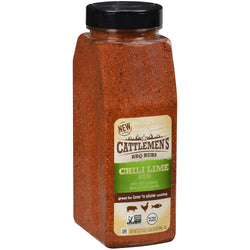 Cattlemen's BBQ Chili Lime Rub 22.75oz