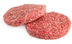 Hamburger Patties 10lb/ 5.3oz Angus Frozen
