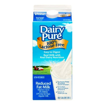 Lactose Free , Low Fat Milk 64oz Dairy Pure