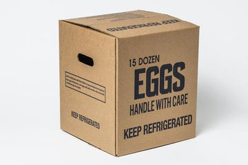 Eggs 15dz Tray Packed X-Large Loose