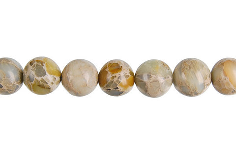 Bundle Deal - Aqua Terra Jasper Round, 10mm