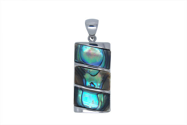 Abalone Flat Rectangle