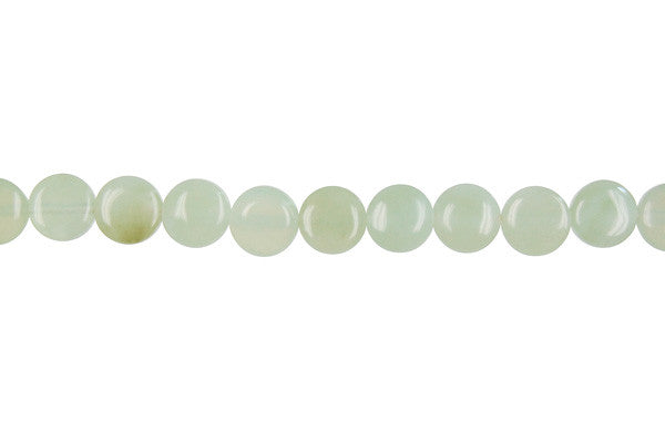 New Jade Coin Beads