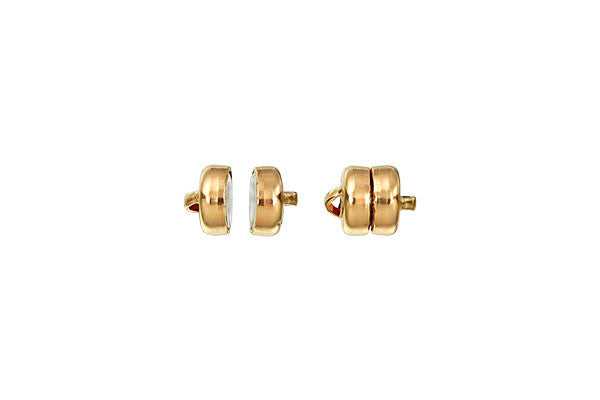 Gold-Filled Mag Lok Magnetic Clasp, 5.0mm