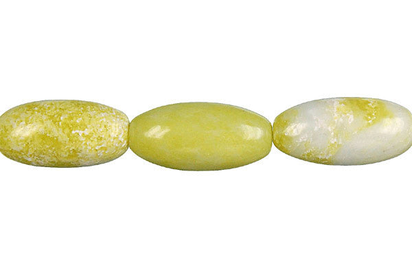 Lemon Jade Rice Beads