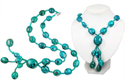Turquoise (Stabilized) Necklace Beads