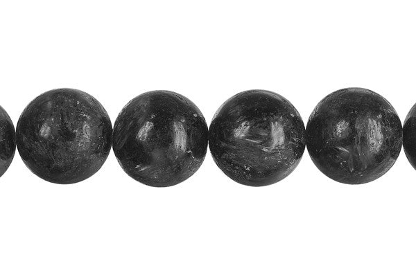 Blue Fire Feldspar Round Beads