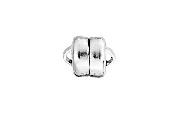 Sterling Silver Mag Lok Magnetic Clasp, 5.0mm