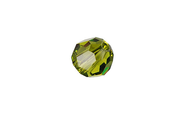 Swarovski Crystal Faceted Round (5000) Olivine