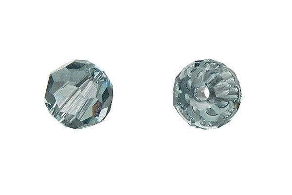 Swarovski Crystal Faceted Round (5000) Indian Sapphire