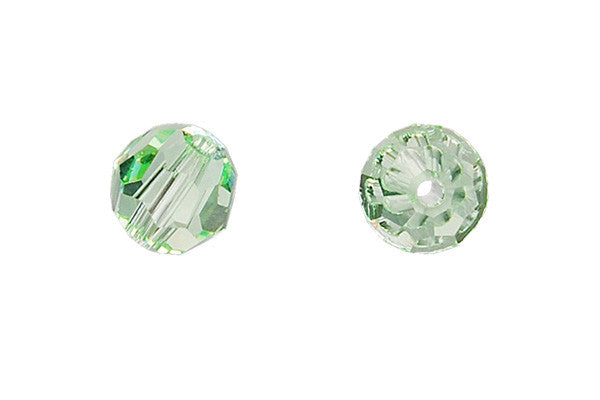 Swarovski Crystal Faceted Round (5000) Chrysolite
