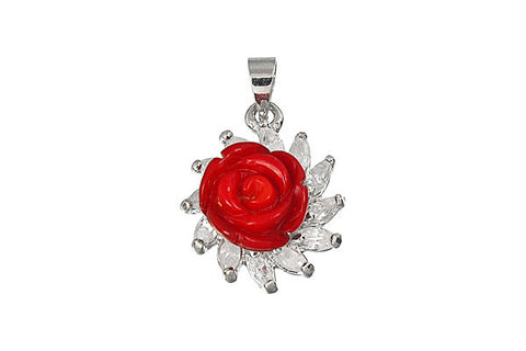 Pendant Coral Flower (Style 17)
