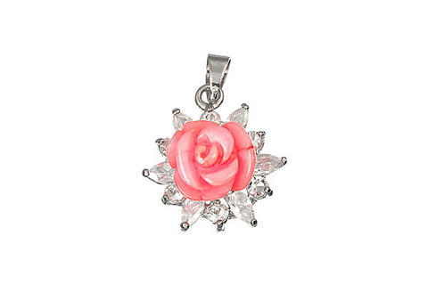 Pendant Coral Flower (Style 16)