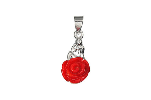 Pendant Coral Flower (Style 15)