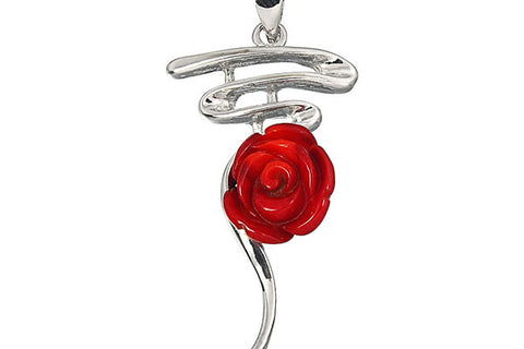 Pendant Coral Flower (Style 07)