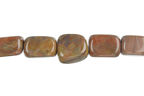 Amber Onyx Smooth Nugget Beads