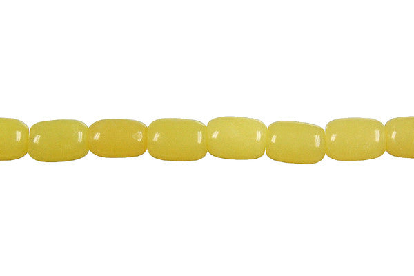 Olive Jade (Light) Drum Beads