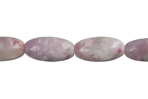 Purple Jasper Rice Beads