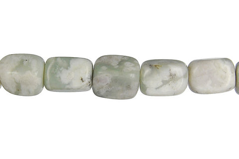 Peace Stone Smooth Nugget Beads