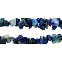 Lapis Chips Beads