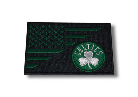Patch - One7 Style - Boston Celtics