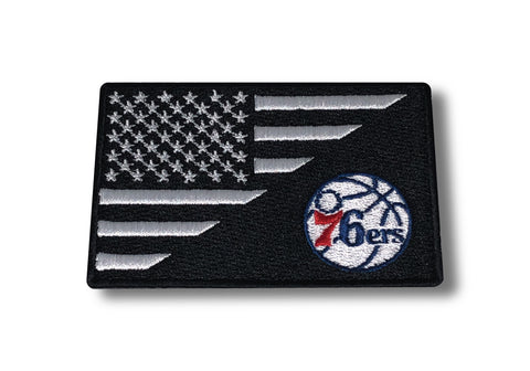 Patch - One7 Style - Philadelphia 76ers