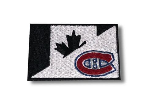 Patch - One7 Style - Montreal Canadiens