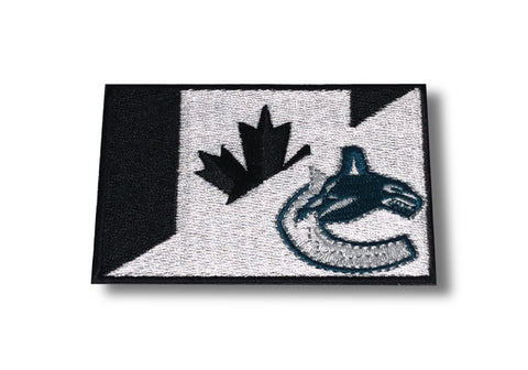 Patch - One7 Style - Vancouver Canucks