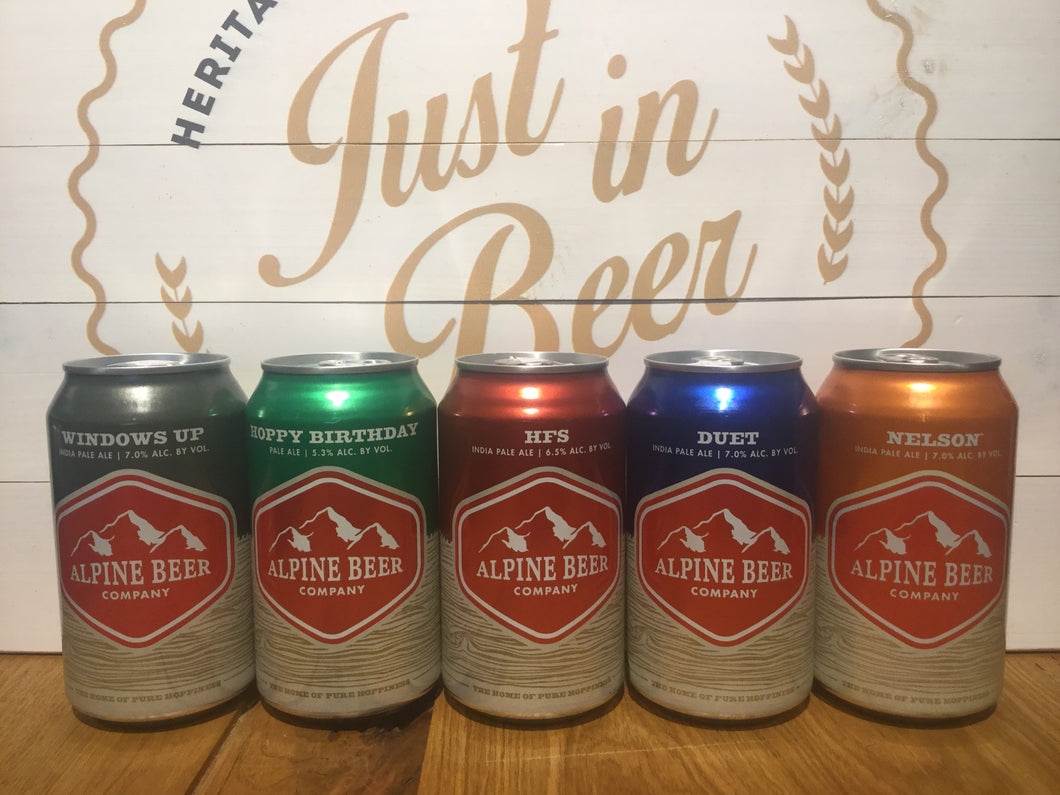 Alpine Beer Company 5 Pack