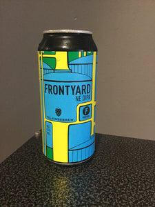 Frontyard (Collab with Folkingebrew)💚