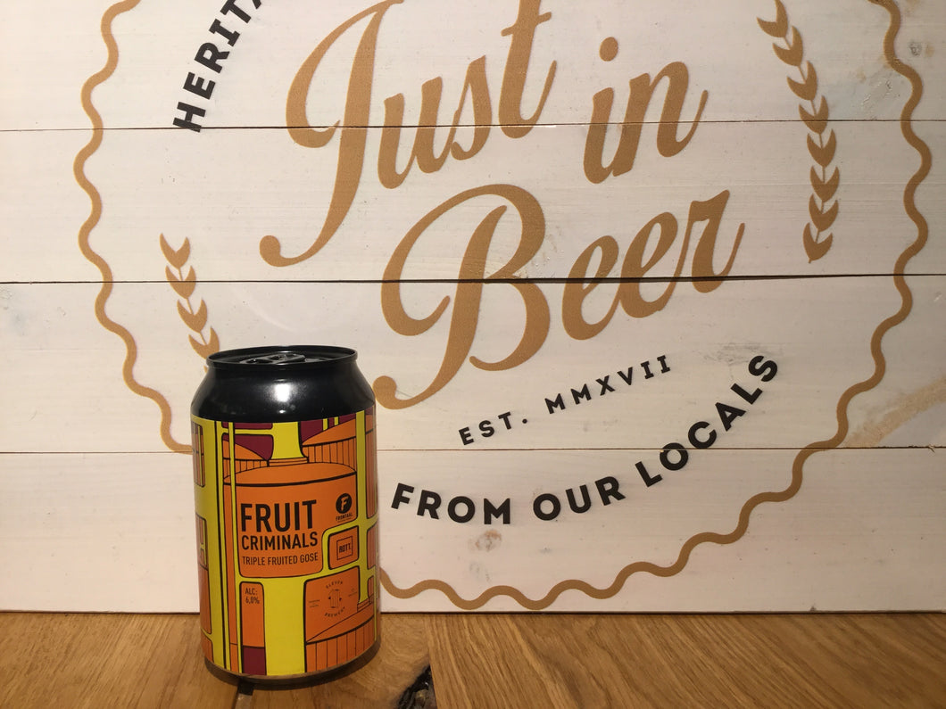 Fruit Criminals (Collab Eleven Brewery)