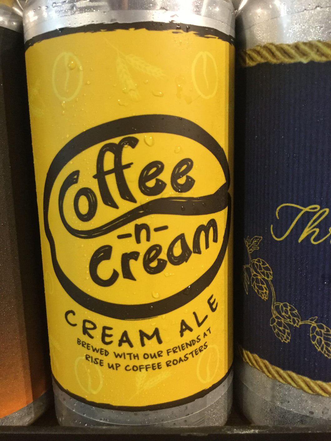 Coffee N' Cream