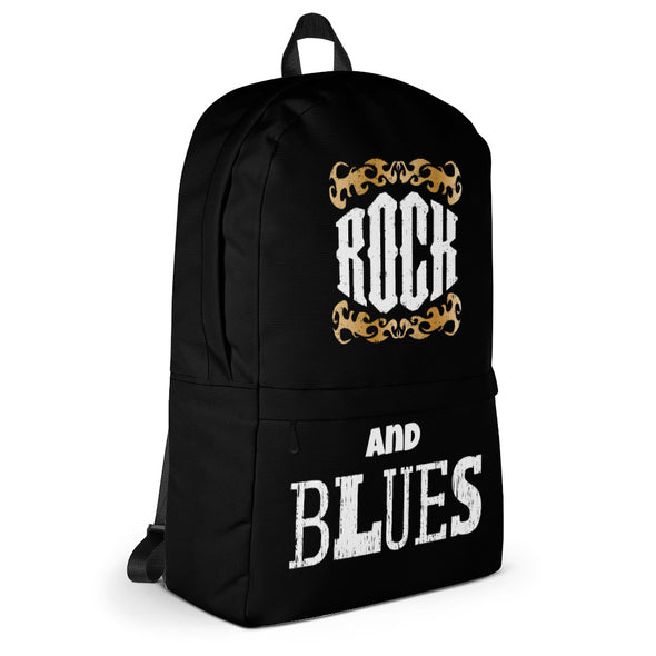 Backpack Rock and Blues