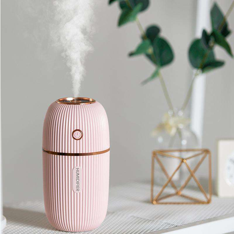 Effect Ultrasonic H2O Humidifier - Portable Ultrasonic Humidifier