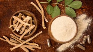 The 3 Best Health Benefits of Ashwagandha!