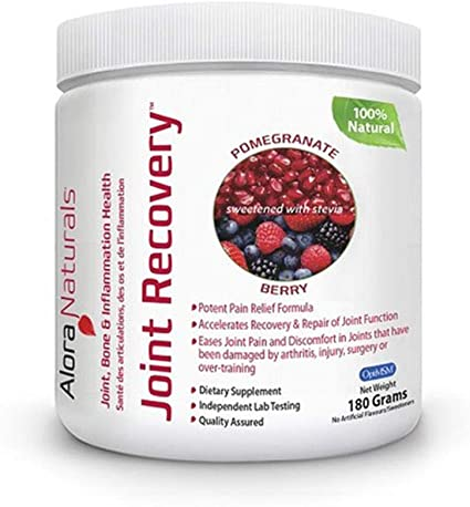 Alora Naturals Joint Recovery Pomegranate Berry