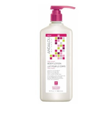 Andalou Naturals 1000 Roses SOOTHING Body Lotion, 946 ml